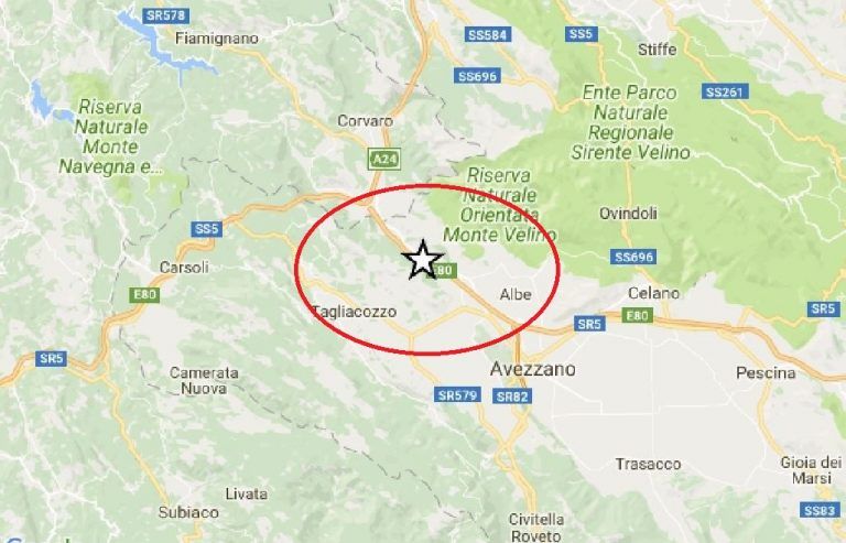 Scossa di terremoto nel piacentino, avvertita anche in Bergamasca