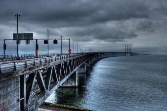 Il ponte di Oresund: il capolavoro in mezzo al mare