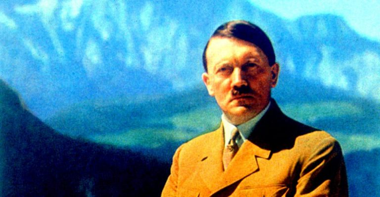 Hitler vivo in Sudamerica