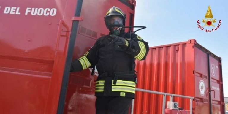 Gorgonzola, incendio in appartamento: un morto e 4 intossicati