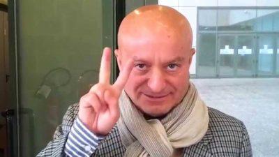 """Maurizio Ferrini, la signora Coriandoli: """"Mi hanno abbandonato, ho sofferto la fame"""""""