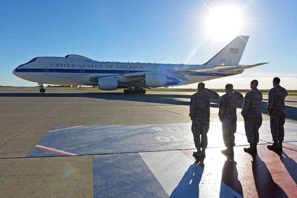 Minot Air Base
