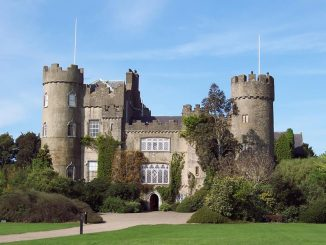 Castello irlandese infestato