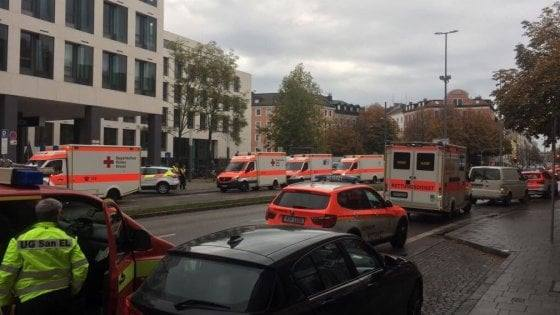 Macchine e ambulanze
