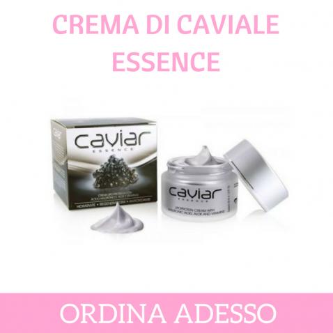 crema caviale essence