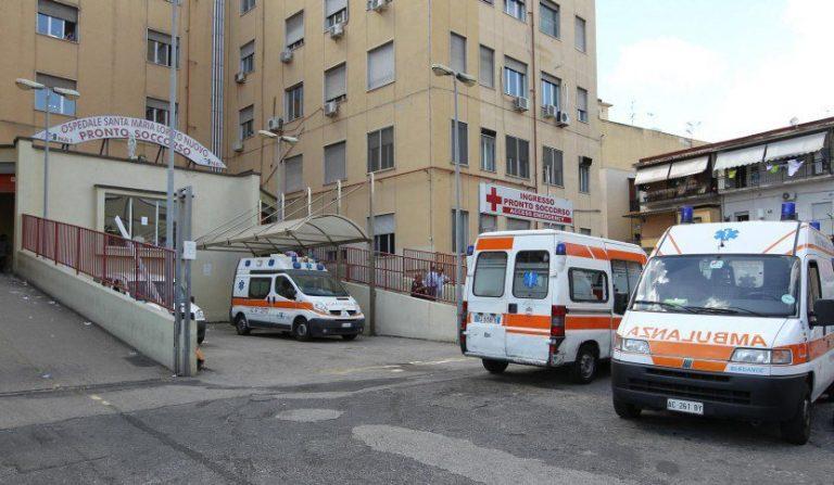 Napoli, bimbo di 2 anni muore per soffocamento