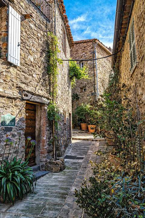 Villaggio francese