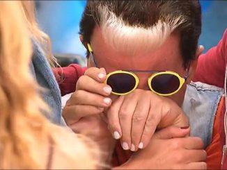 Le lacrime di Cristiano