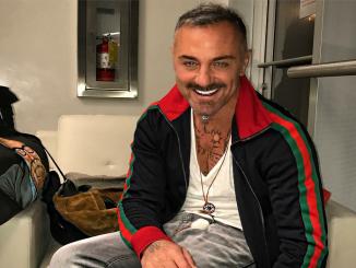 Gianluca Vacchi e il cambio look: ormai è irriconoscibile