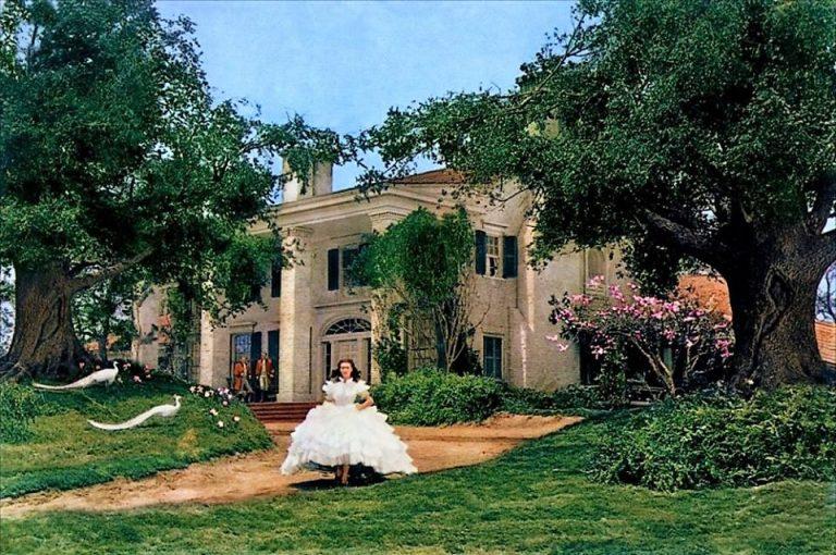 La villa di Rosella O'Hara