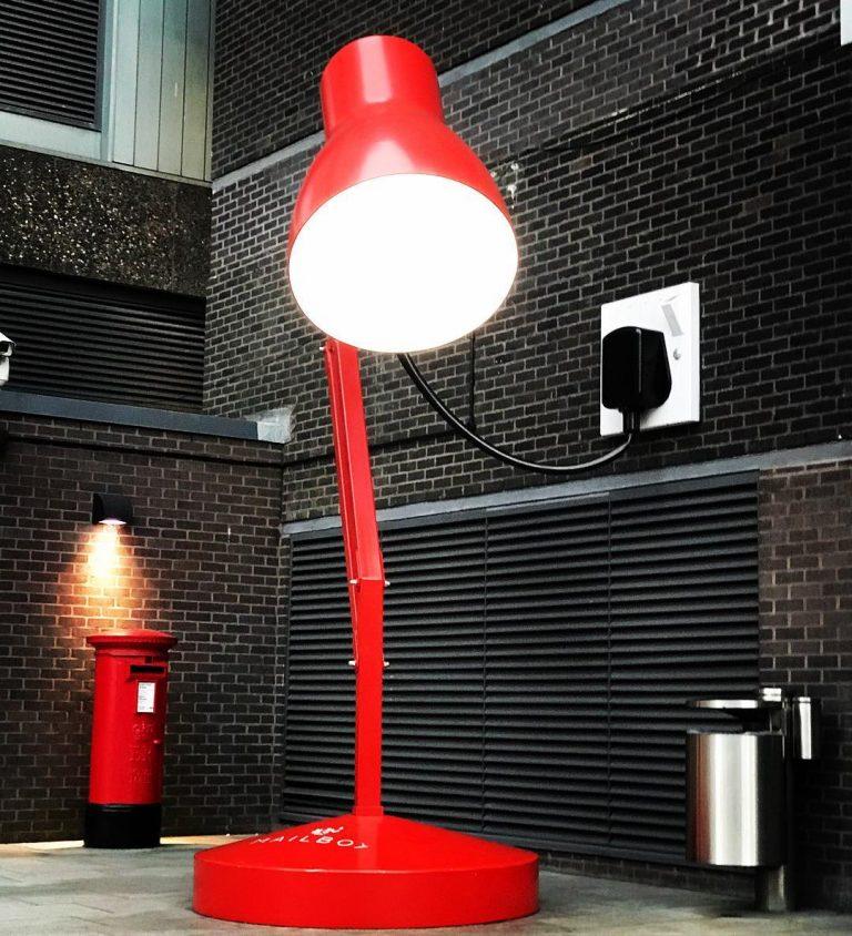 Lampada di Birmingham