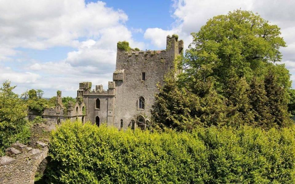 Uno dei castelli da visitare a Halloween