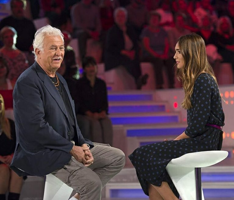 Marco Predolin e Silvia Toffanin