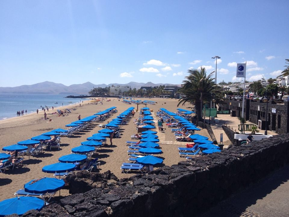 Spiaggia di Lanzarote