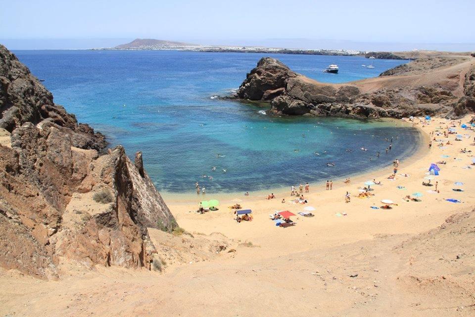 Spiaggia delle Canarie