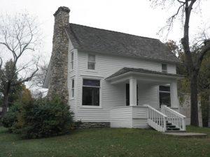 Casa della scrittrice americana