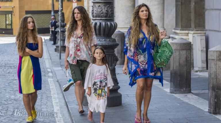 Luca Argentero: il sex symbol in una serie TV su Napoli