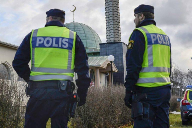 Svezia, esplode una bomba davanti alla stazione di polizia