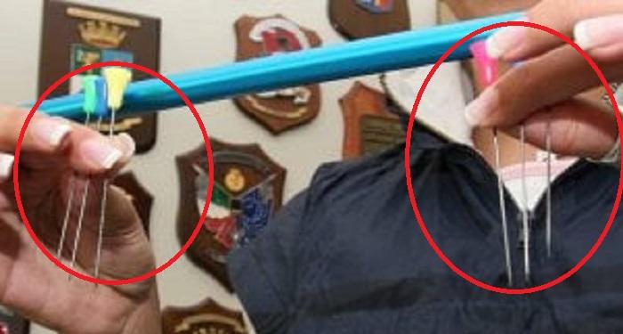 Torino, denunciati i 4 ragazzi che avrebbero sparato aghi sui passanti