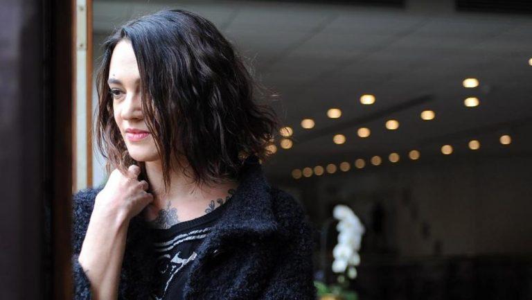 Asia Argento: a 16 anni molestata da regista italiano