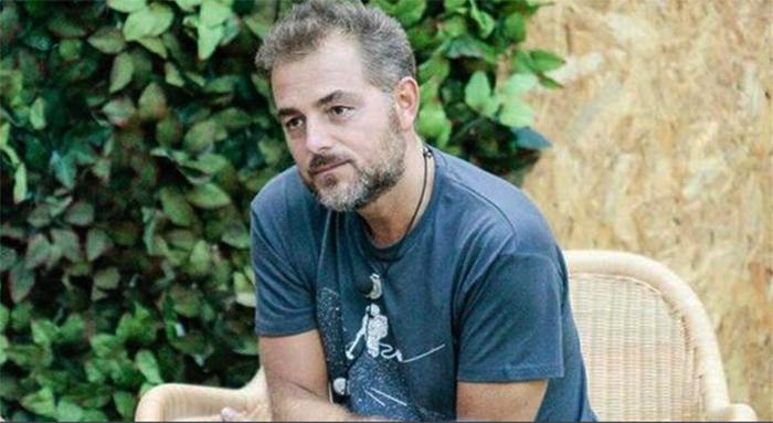 Daniele Bossari è geloso della figlia: la rivelazione al Gf Vip