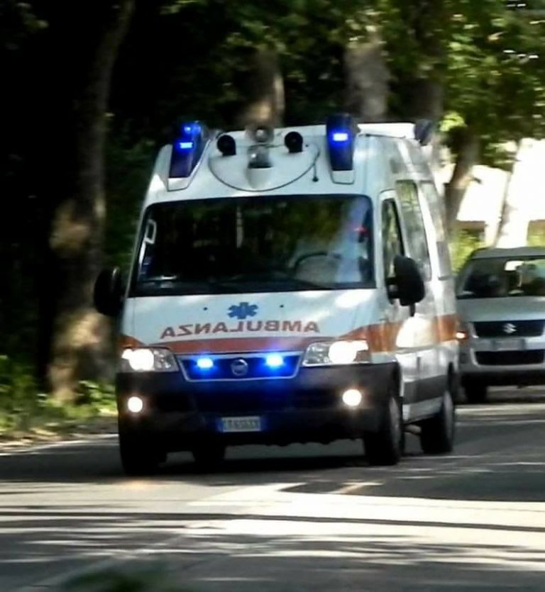 Incidente a Monte San Giusto