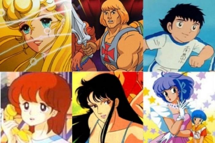 Cartoni animati anni 80 90: quanti ne riconosci?