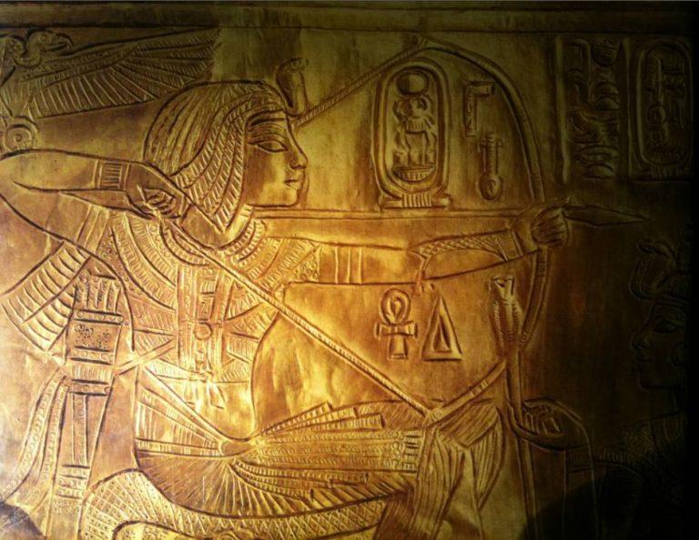 Bassorilievo egizio