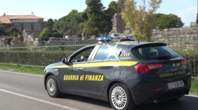 Roma, blitz della Guardia di finanza negli uffici della Rai