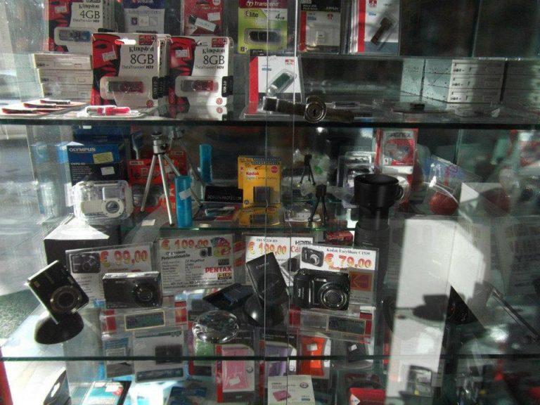 fotocamere digitali compatte