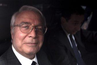Crac Cirio, condannato Geronzi a 4 anni in via definitiva