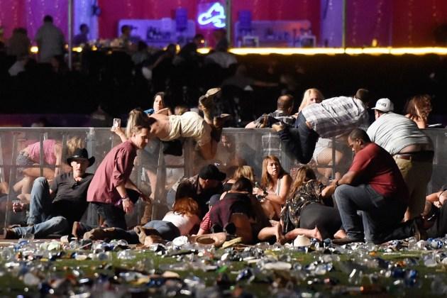 Las Vegas, Trump: