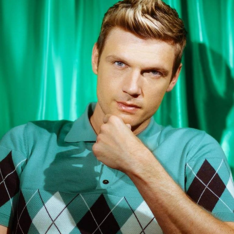 nick carter cantante