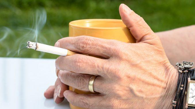 odore di fumo