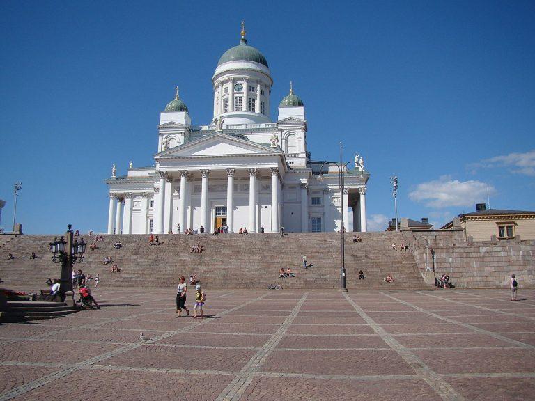Helsinki citt sempre meno inquinata le nuove misure for Senato wikipedia