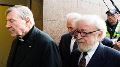 Australia, a marzo udienza preliminare per il cardinal Pell