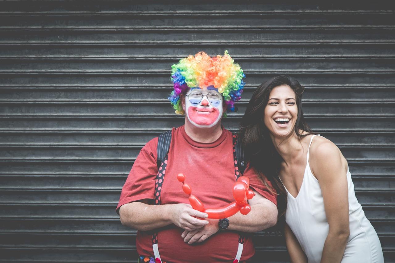 Paura dei clown