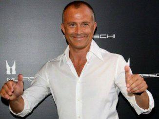 Giorgio Mastrota di nuovo papà: in arrivo il quarto figlio