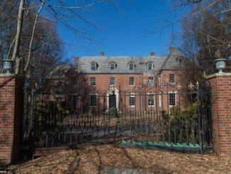 Villa abbandonata, New York