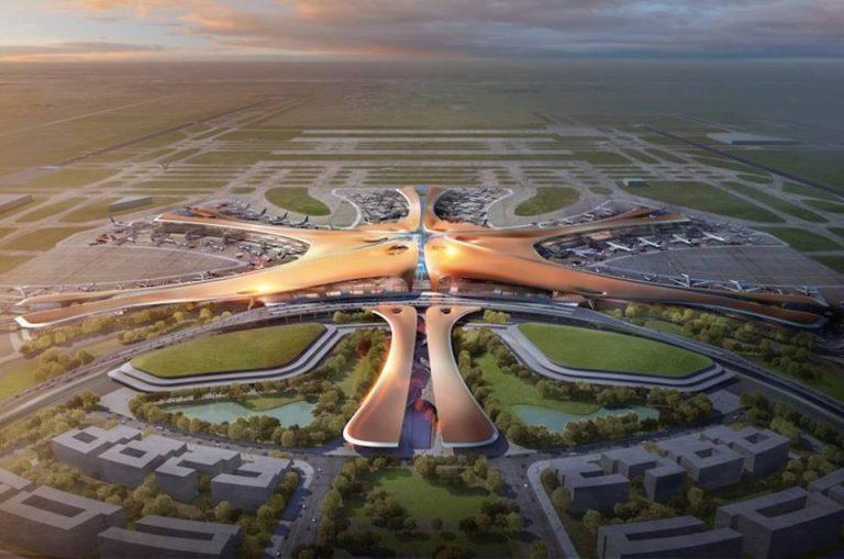 L'Aeroporto di Daxing