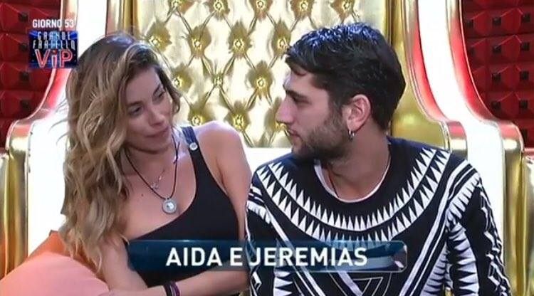 Aida e Jeremias