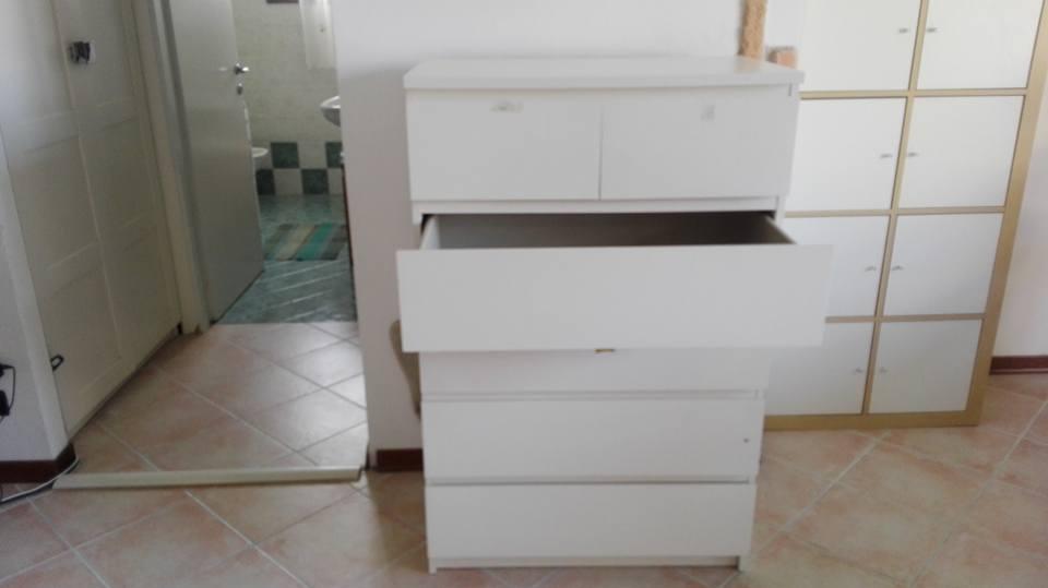 Ikea ribadisce il ritiro delle cassettiere Malm. Ma non in Italia