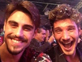 Francesco Monte e Stefano De Martino