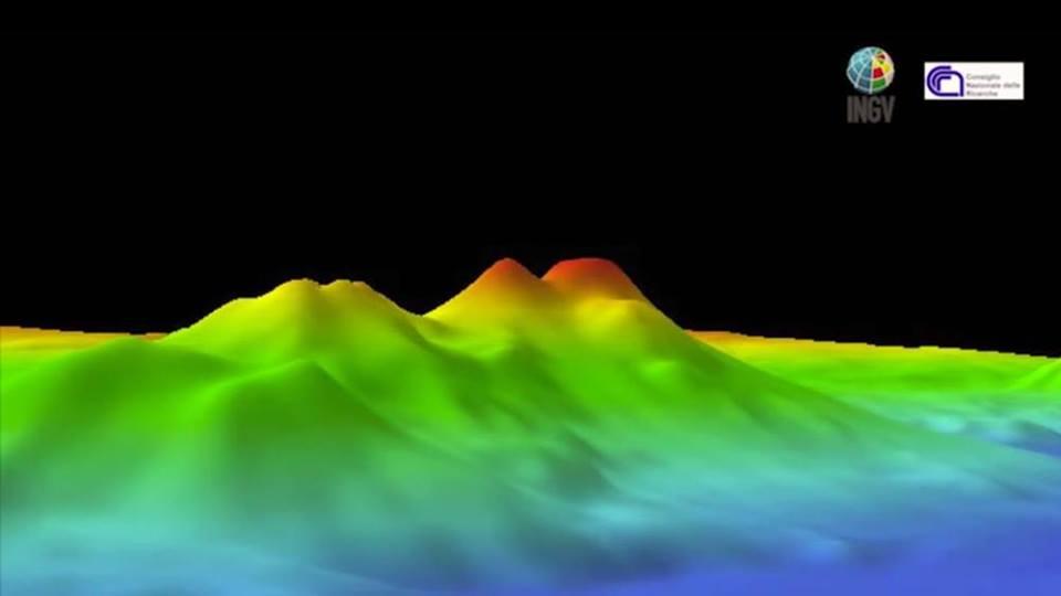 Vulcano sommerso