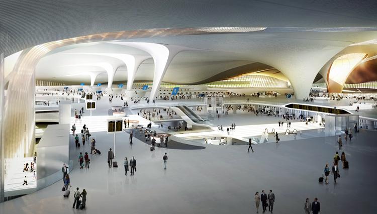 Nuovo aeroporto in Cina