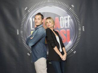 Alvin e Alessia Marcuzzi