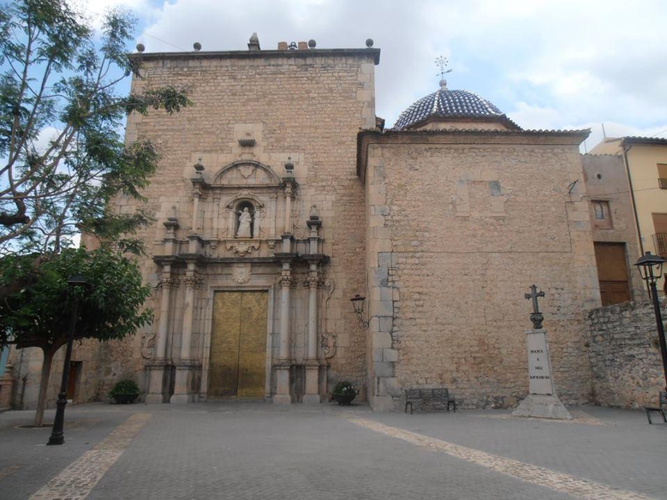 Chiesa del messaggio nella statua