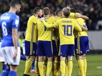 Lustig, insulto durante Italia-Svezia
