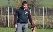 Malore fatale mentre addestrava un cane