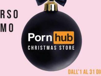 Pornhub Christmas Store